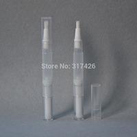 Free Shipping- 3ml  twist up lip gloss/nail polish pen,cosmetic pen, lip gloss botle