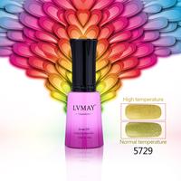 6 PCS New Arrival  LVMAY  Chameleonic UV Gel Temperature Change gel nails Long Lasting Best Color gel