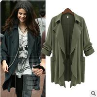 New women winter and Autumn coats 2014 Large Size Women Was Thin Coat Cardigan Jacket cardigans coat   #C0928