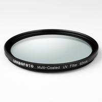 52mm Ultra-Viole UV filter+Circular polarizing CPL C-PL 52 mm lens for Camera lens