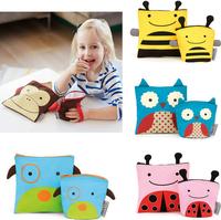 Doomagic Cute Baby Animals Design Reusable Sandwich & Snack Bags