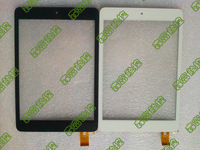 "New Touch panel 7.85"" Tablet ZK-6073 FPC touch screen LCD digitizer Sensor Glass Replacement frame Free Shipping"