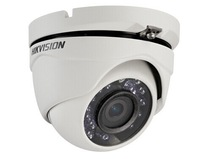 DS-2CE56D5T-IRM Original HIKVISION Turbo HD1080P Turret Camera Adopt HD TVI Technology True WDR, up to 120dB  True Day/Night