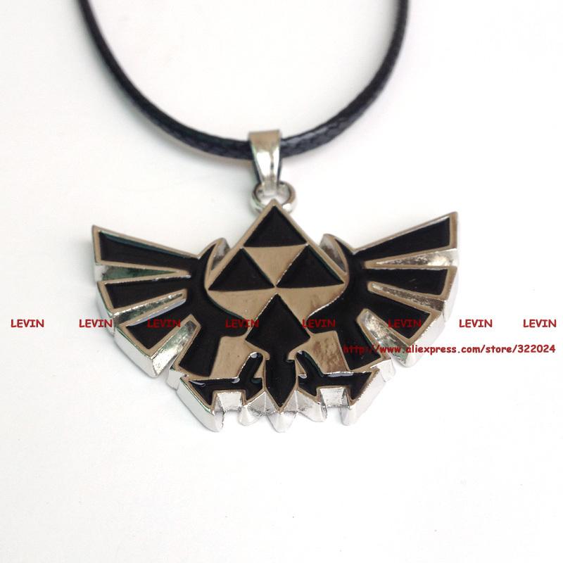Legend of Zelda Triforce Pendant Necklace Zelda Triforce Pendant