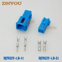 Dj7022y-1.8 car connector wire harness car plug plug-in car connector