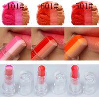 Korean Style Tint Bar Triple Shot Triple Peach Lipstick Lip Balm Makeup Cosmetics Maquiagem #61270