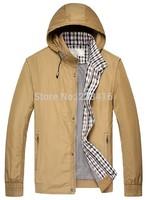 2014 new autumn men trench coat winter windbreaker coat high quality fashion trench jacket