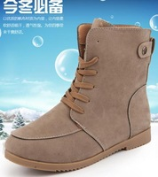 Free shipping/     Europe and the United States Martin boots USES motorcyclist female boots