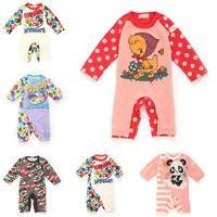 Baby Newborn Rompers Carter Next Fantasia Infant Boy Girl Babys Cartoon Print Original Clothing Clothes Jumpsuit Roupas De Bebe