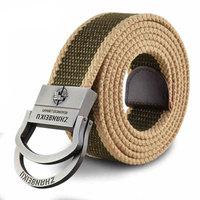 Mens Hip Belt Cintos Buckle Canvas Waist Strap Transport Men Belts PK452