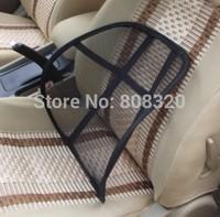 Free shipping EMS!!!  40pcs Black- Seat Chair Mesh Back Lumbar Support Pad Cushion