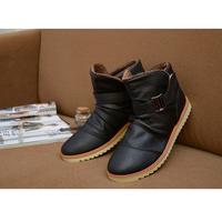 Free Shipping Men Fashion Cotton Outdoor Short Boots Drop Shipping XMX027