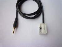 AUX Adapter Interface Audio 20 30 50 iPod MP3 Cable For M ercedes Comand APS NTG