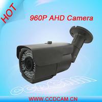 2.8-12mm Varifocal 960P HD analog AHD camera