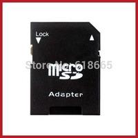 1000pcs/lot high quatity memory sd card adapter SDHC card Original blue SD adapter for micro sd card sdhc adapter free shipping