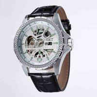 New Arrival Sports Wristwatch  Mechanical watch Designer Dress Self Wind Watch Luminous Scale Jaragar