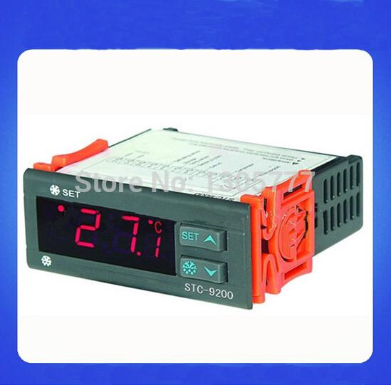 stc-9200 temperatura congelador controle 220v/processo controlador de temperatura/all- finalidade controlador de temperatura digital(China (Mainland))