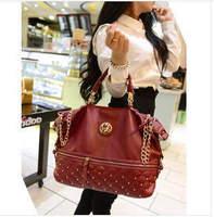 Retro Britpop Women Messenger Bags, Woman's Fashion PU Leather Totes, Shoulder Bag, handbags for sale 2014