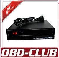 AV04DA Audio Splitter Balun server multiplexer splitter converter Compatible with PAL, NTSC, SECAM Video formats