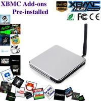 Full HD Allwinner A31S Quad Core 1G/8G 4K Player XBMC Load Smart Android TV Box