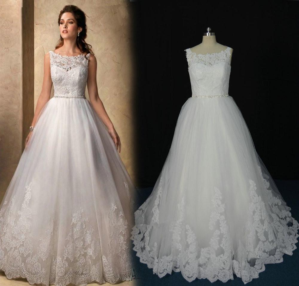 wholesale simple elegant wedding dresses