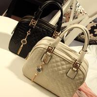 Korean style fashion women handbags messenger bag quilted bag vintage zebp079free shipping