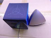 2014 new arriving!!! New Triangle wireless power amplifier Bluetooth TF MIC speaker  Gift
