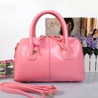 Korean style women leather handbags shoulder bag messenger bag vintage zebp089 free shipping
