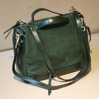 Korean style women handbags shoulder bag messenger bags matte leather zebp092 free shipping