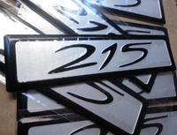 215 badge VR VS Clubsport engine 215 cover badges senator Australian Lion COMMODORE VN VP VR VS 185 METALVE SS SSV SV6 [Q'S]