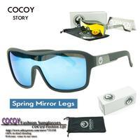 Brand sport mens Dragon Jam Remix sunglasses Spring mirror legs cycling coating wayfarer glasses women retail original packages
