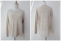 Sweet loose pullover sweater