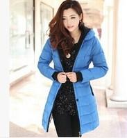 2014 new hot sale fashion high quality women parkas winter jacket women winter coat women 4 colors  sweet clothing