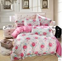 bedding set velvet piece bedding set duvet cover   1.8 meter