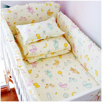 With Filler New  Design for bed set for kids,100% cotton baby bedding sets free shipping optional patterns