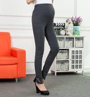 New fashion maternity \ cotton pantyhose prop belly pants \ pregnant women leggings \ Free shipping