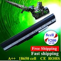 Hot!! New Replace Laptop Battery For ASUS UL30JT UL30VT UL50 UL50A UL50AG UL50AG-A2 UL80 UL80A UL80AG PL30 PL30JT PL30J PL80JT