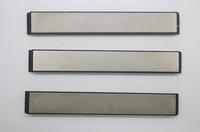 "New 6""*0.78*0.2inch sharpener diamond whetstone Apex sharpener Ruixin Sharpener All can use 150*20*5mm With base 200# 500# 800#"