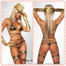 on Gold Stripper