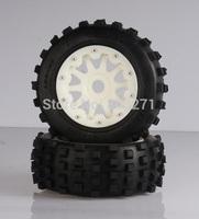 One pair ofBaja5T/SC  FRONT wheels