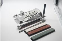 3nd Universal Apex edge sharpener system knife sharp including 4 whetstone ruixin sharpene