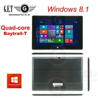 "10.1"" Quad Core Windows 8.1 Tablet Laptop 3G network S11 Intel IPS 1280 x 800p 2G DDR3 32G working time 8 hours operation"