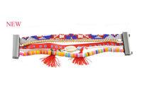 New Free Shipping Retail/Wholesale Chic Magnetized Clasp Brazilian Glamour Wrist Hipanema Holiday bohemian Bracelet HIP073