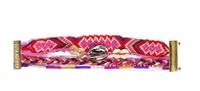New Free Shipping Retail/Wholesale Chic Magnetized Clasp Brazilian Glamour Wrist Hipanema Holiday bohemian Bracelet HIP101