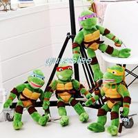 4pcs 40cm  Teenage Mutant Ninja Turtles  TMNT freeshipping