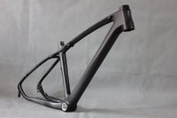 "ICANBikes Full carbon Mountain Bike MTB 26er BSA Frames 1-1/8"" 1-1/2"" taper  15"" , 16'' ,17"" , 19"" available"