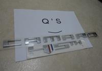 Genuine CAMARO 45TH emblem Brand New Limited Badge [3D Stickers] [Q'S]