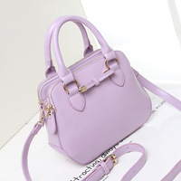 2014 women's bag bow shell bag small fresh women's fashion one shoulder cross-body bag small