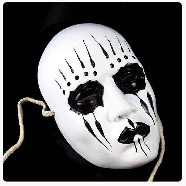 Nova moda 1 pçs/lote máscara de látex máscara de Halloween disfarce Venetian partido do disfarce de Halloween máscaras de terror Slipknot Joey A090303(China (Mainland))