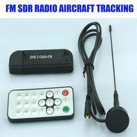 New Arrival RTL2832U+R820T USB DVB-T FM+DAB w/ MCX Antenna HDTV Tuner Receiver Stick